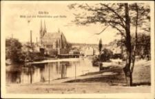 Görlitz. Blickauf Die Peterskirche und Neisse [Dokument ikonograficzny]