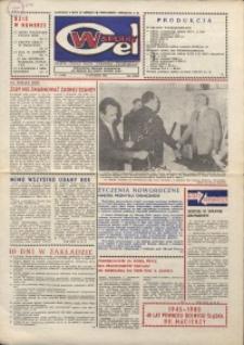 """Wspólny cel : gazeta załogi ZWCH """"Chemitex-Celwiskoza"""", 1985, nr 1 (938)"""