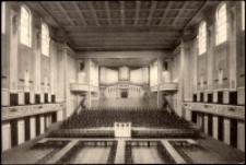 Görlitz. Grosser Concertsaal in der Stadthalle [Dokument ikonograficzny]