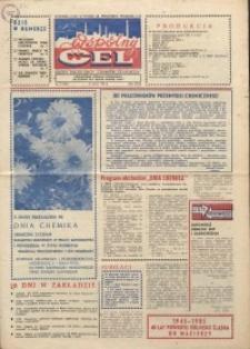 """Wspólny cel : gazeta załogi ZWCH """"Chemitex-Celwiskoza"""", 1985, nr 15 (952)"""
