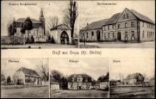 Gruss aus Gruna (Kr. Gorlitz) [Dokument ikonograficzny]