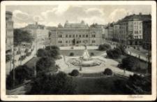 Görlitz. Postplatz [Dokument ikonograficzny]