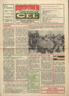 """Wspólny cel : gazeta załogi ZWCH """"Chemitex-Celwiskoza"""", 1985, nr 29 (966)"""