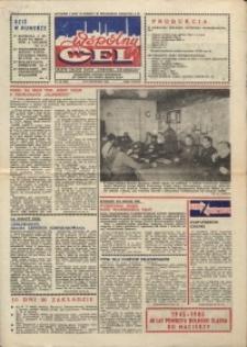 """Wspólny cel : gazeta załogi ZWCH """"Chemitex-Celwiskoza"""", 1985, nr 32 (969)"""