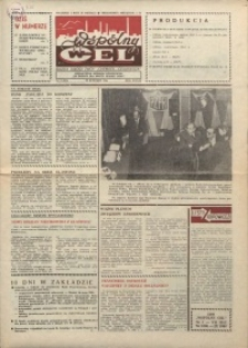 """Wspólny cel : gazeta załogi ZWCH """"Chemitex-Celwiskoza"""", 1986, nr 2 (975)"""