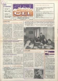"""Wspólny cel : gazeta załogi ZWCH """"Chemitex-Celwiskoza"""", 1986, nr 3 (976)"""