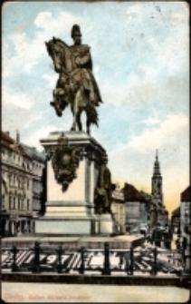 Görlitz. Kaiser Wilhelm-Denkmal [Dokument ikonograficzny]