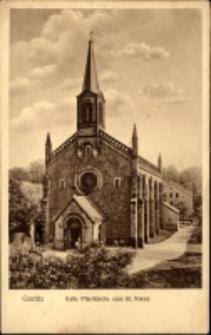 Görlitz. Kath. Pfarrkirche zum hl. Kreuz [Dokument ikonograficzny]