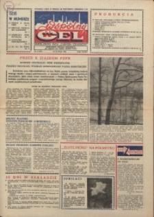 """Wspólny cel : gazeta załogi ZWCH """"Chemitex-Celwiskoza"""", 1986, nr 6 (979)"""
