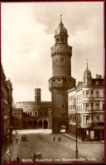 Görlitz, Kaisertrutz und Reichenbacher Turm [Dokument ikonograficzny]