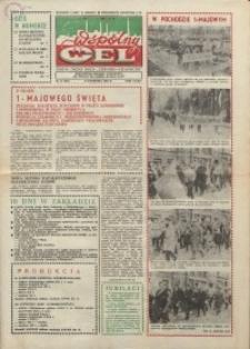 """Wspólny cel : gazeta załogi ZWCH """"Chemitex-Celwiskoza"""", 1986, nr 12 (985)"""