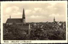 Görlitz.Altstadtbild mit Peterskirche [Dokument ikonograficzny]