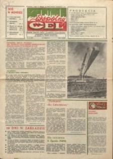 """Wspólny cel : gazeta załogi ZWCH """"Chemitex-Celwiskoza"""", 1986, nr 16 (989)"""