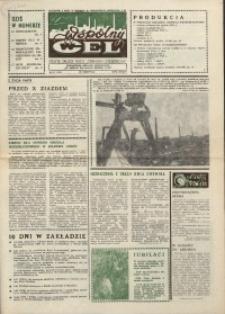 """Wspólny cel : gazeta załogi ZWCH """"Chemitex-Celwiskoza"""", 1986, nr 17 (990)"""