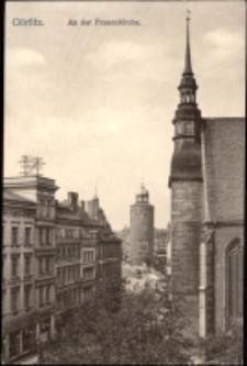 Görlitz. An der Frauenkirche [Dokument ikonograficzny]