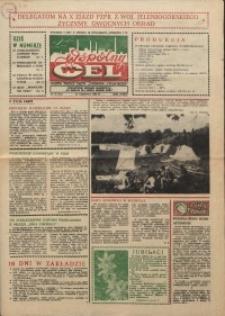 """Wspólny cel : gazeta załogi ZWCH """"Chemitex-Celwiskoza"""", 1986, nr 18 (991)"""