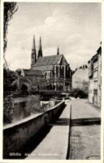 Görlitz. An der Peterskirche [Dokument ikonograficzny]