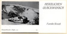 Herzliche Gluckwunsch [Dokument ikonograficzny]