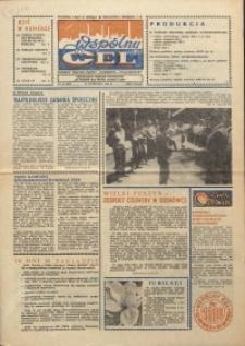 """Wspólny cel : gazeta załogi ZWCH """"Chemitex-Celwiskoza"""", 1986, nr 25 (998)"""