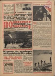 Nowiny Jeleniogórskie : magazyn ilustrowany ziemi jeleniogórskiej, R. 9, 1966, nr 1 (406)
