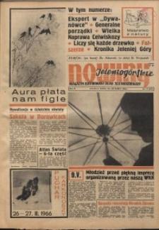 Nowiny Jeleniogórskie : magazyn ilustrowany ziemi jeleniogórskiej, R. 9, 1966, nr 12 (417)