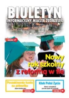 Biuletyn informacyjny Miasta Zgorzelec, 2009, Wrzesień