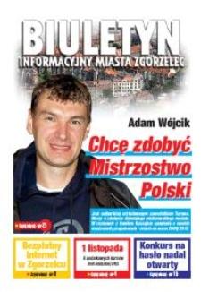 Biuletyn informacyjny Miasta Zgorzelec, 2009, Październik