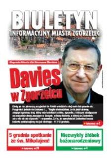 Biuletyn informacyjny Miasta Zgorzelec, 2009, Listopad