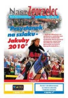 Nasz Zgorzelec : miejski biuletyn informacyjny, 2010, nr 4, Lipiec
