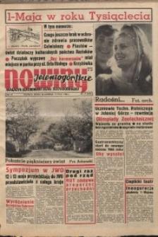 Nowiny Jeleniogórskie : magazyn ilustrowany ziemi jeleniogórskiej, R. 9, 1966, nr 17 (422)