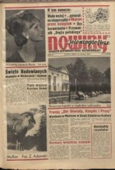 Nowiny Jeleniogórskie : magazyn ilustrowany ziemi jeleniogórskiej, R. 9, 1966, nr 19 (424)