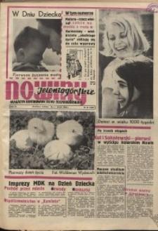 Nowiny Jeleniogórskie : magazyn ilustrowany ziemi jeleniogórskiej, R. 9, 1966, nr 21 (426)