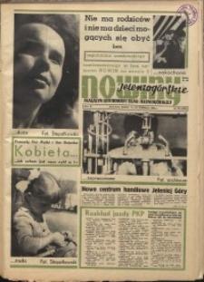 Nowiny Jeleniogórskie : magazyn ilustrowany ziemi jeleniogórskiej, R. 9, 1966, nr 23 (428)