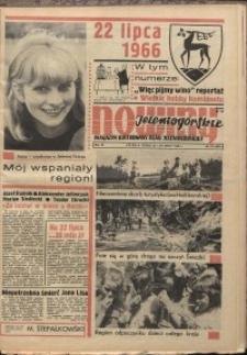 Nowiny Jeleniogórskie : magazyn ilustrowany ziemi jeleniogórskiej, R. 9, 1966, nr 29 (434)