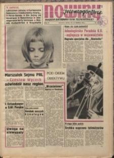 Nowiny Jeleniogórskie : magazyn ilustrowany ziemi jeleniogórskiej, R. 9, 1966, nr 34 (439)