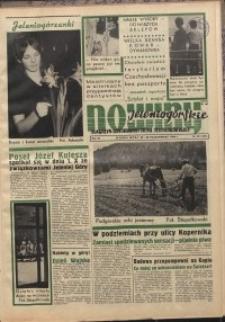 Nowiny Jeleniogórskie : magazyn ilustrowany ziemi jeleniogórskiej, R. 9, 1966, nr 42 (447)