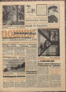 Nowiny Jeleniogórskie : magazyn ilustrowany ziemi jeleniogórskiej, R. 9, 1966, nr 46 (451)