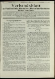 Verbandsblatt der Familien Glafey, Hasenclever, Mentzel und Gerstmann, Jg. 17, 1927, nr 45
