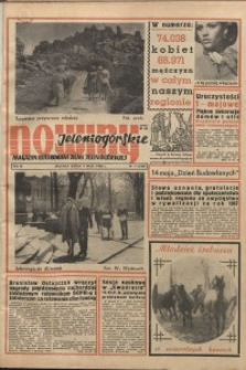 Nowiny Jeleniogórskie : magazyn ilustrowany ziemi jeleniogórskiej, R. 11, 1968, nr 19 (528)