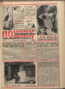 Nowiny Jeleniogórskie : magazyn ilustrowany ziemi jeleniogórskiej, R. 11, 1968, nr 22! (531!)