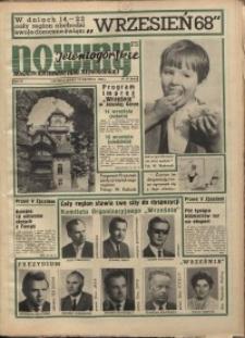 Nowiny Jeleniogórskie : magazyn ilustrowany ziemi jeleniogórskiej, R. 11, 1968, nr 37 (546)