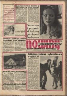 Nowiny Jeleniogórskie : magazyn ilustrowany ziemi jeleniogórskiej, R. 11, 1968, nr 49 (558)