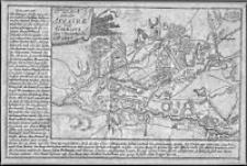 Plan von der Affaire bey Goerlitz den 7 septembr 1757