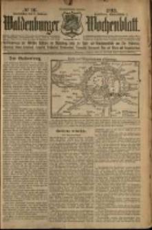 Waldenburger Wochenblatt, Jg. 59, 1913, nr 16