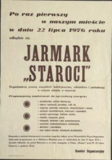 """Jarmark """"Staroci"""""""