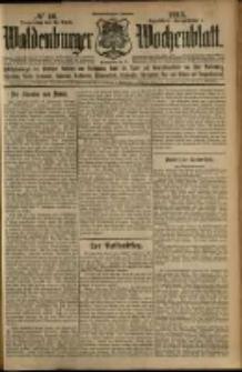 Waldenburger Wochenblatt, Jg. 59, 1913, nr 46