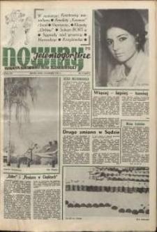 Nowiny Jeleniogórskie : magazyn ilustrowany ziemi jeleniogórskiej, R. 14, 1971, nr 11 (667)