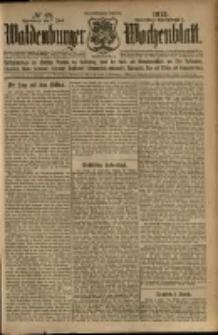 Waldenburger Wochenblatt, Jg. 59, 1913, nr 68