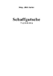 Schaffgotsche : Wappenursprung [Dokument elektroniczny]