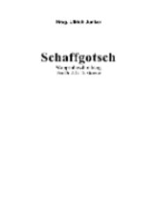 Schaffgotsch : Wappenbeschreibung [Dokument elektroniczny]